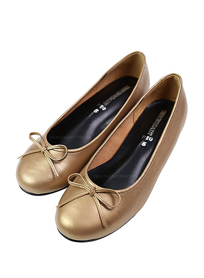 pearlygold shoes
