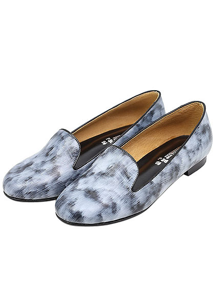 loafer grey